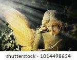 Guardian Angel Statue In...