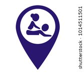 spa geo icon | Shutterstock .eps vector #1014511501