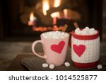 romantic valentine's day  warm... | Shutterstock . vector #1014525877