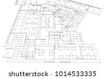 architecture building design | Shutterstock . vector #1014533335