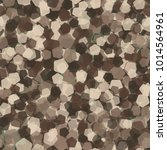 seamless camouflage made of...   Shutterstock .eps vector #1014564961