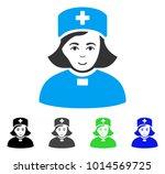 joy church female doctor vector ... | Shutterstock .eps vector #1014569725