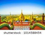 Wat Phra That Doi Phra Chan  A...