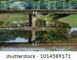 environmental pollution.... | Shutterstock . vector #1014589171