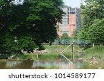 environmental pollution.... | Shutterstock . vector #1014589177
