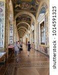 saint petersburg   russia   30... | Shutterstock . vector #1014591325