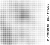 the texture of halftone black... | Shutterstock .eps vector #1014594319