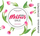 Mother's Day Sale Offer Banner...