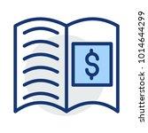 statement report sheet    Shutterstock .eps vector #1014644299