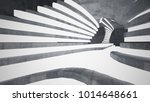 abstract  concrete parametric... | Shutterstock . vector #1014648661