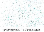 Light Blue Vector  Texture Wit...