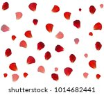 background of naturalistic rose ... | Shutterstock . vector #1014682441