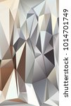 abstract polygonal mosaic... | Shutterstock .eps vector #1014701749