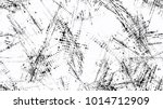 dots and spots of halftone... | Shutterstock .eps vector #1014712909