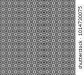 vector seamless rhombus and... | Shutterstock .eps vector #1014730075