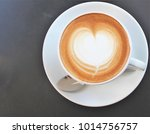 Coffee Latte Art Heart For...