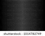 abstract dark gray circle mesh... | Shutterstock .eps vector #1014782749