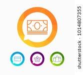 hypermarket and trade vector... | Shutterstock .eps vector #1014807355