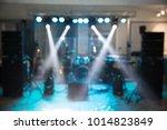 music sphen blurred background | Shutterstock . vector #1014823849