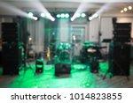 music sphen blurred background | Shutterstock . vector #1014823855