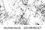 distressed black and white... | Shutterstock .eps vector #1014848167