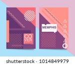 abstract background design ... | Shutterstock .eps vector #1014849979