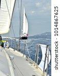Small photo of sailing races... aegean coast Bodrum - Turkey...