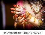 Bride Wear To Colorful Bangle...