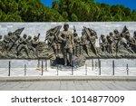 1 aug 2017  ataturk statue in...   Shutterstock . vector #1014877009