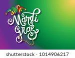 mardi gras  fat tuesday ... | Shutterstock . vector #1014906217