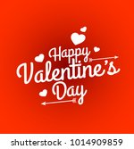 illustration of valentines day... | Shutterstock .eps vector #1014909859