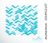 technological vector wallpaper... | Shutterstock .eps vector #1014912157