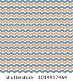 wave line pattern vector design ... | Shutterstock .eps vector #1014917464
