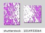 light purplevector banner for...