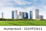 century city qianjiang | Shutterstock . vector #1014953611