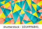 abstract background with... | Shutterstock .eps vector #1014996841