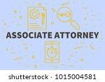 conceptual business...   Shutterstock . vector #1015004581