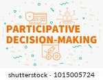 conceptual business...   Shutterstock . vector #1015005724