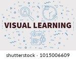 conceptual business... | Shutterstock . vector #1015006609