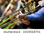 Trombone In The Hands Of A...