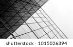 architecture of geometry at... | Shutterstock . vector #1015026394