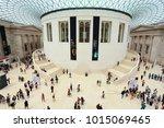 london  uk   july 9  2016 ... | Shutterstock . vector #1015069465