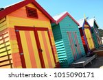 Colorful Bathing Boxes In...