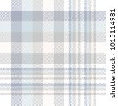 plaid check pattern in blue ...   Shutterstock .eps vector #1015114981