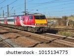 peterborough  cambridgeshire uk ... | Shutterstock . vector #1015134775