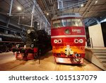 petersburg  russia   december... | Shutterstock . vector #1015137079