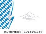 Bavaria Abstract Flag Brochure...