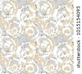 abstract grunge with white... | Shutterstock . vector #1015154095