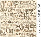 hand drawn doodles set of... | Shutterstock .eps vector #101521669