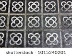 Decorative Sidewalk Tiles In...